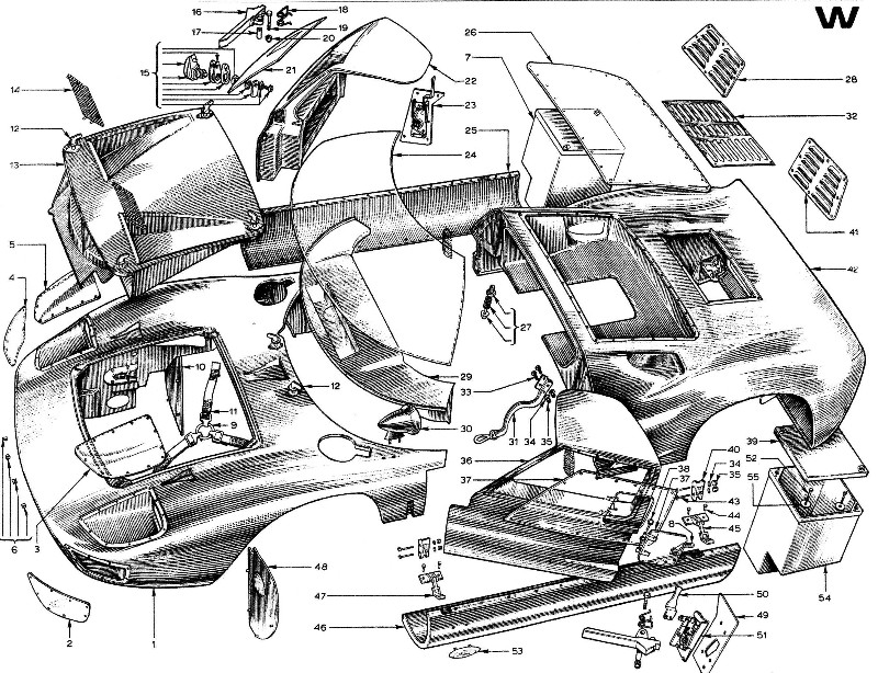 cushman parts diagram